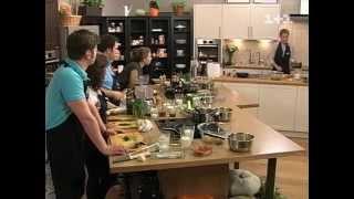 Кулинарные курсы с Юлией Высоцкой - Сезон 2 Выпуск 3