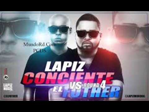 Lapiz Conciente Esto Sale del Alma ft EL Fother Letra 2013