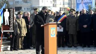Ziua Armatei 25 octombrie 2014 Botoşani
