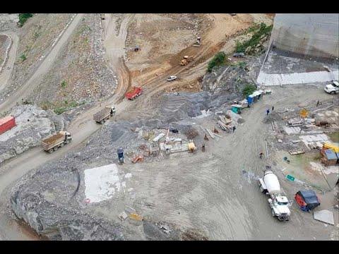 Mejoran condiciones en Hidroituango: bajó el nivel del río Cauca en la presa | Noticias Caracol