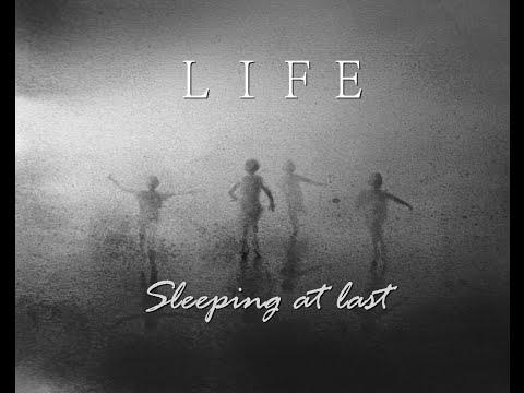 Sleeping at last - Life (Lyrics Video)