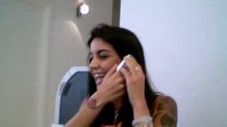 Videochat di Veronica - dal facebook del manager Casadei (3)