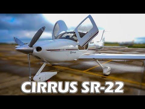 Cirrus SR22 Flight & Pilot Interview