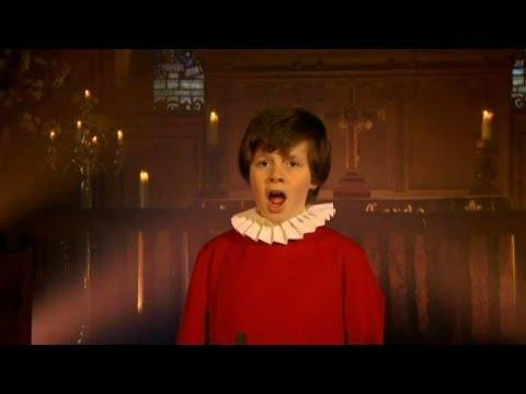 Choirboy Jack Topping: Christmas Carols on ITV (Christmas Eve 2013)