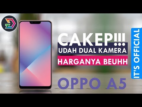 OPPO A5 INDONESIA   BIKIN BINGUNG   IT'S OFFICIAL   SPESIFIKASI DAN HARGA