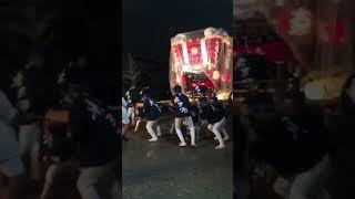 大阪府八尾市 東弓削 夏祭り2019.7.13