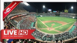 Colorado Rockies v Cincinnati Reds Live- |Baseball 2018|