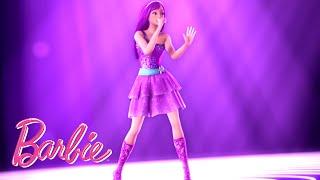Polski: Barbie Księżniczka i piosenkarka --  teledysk
