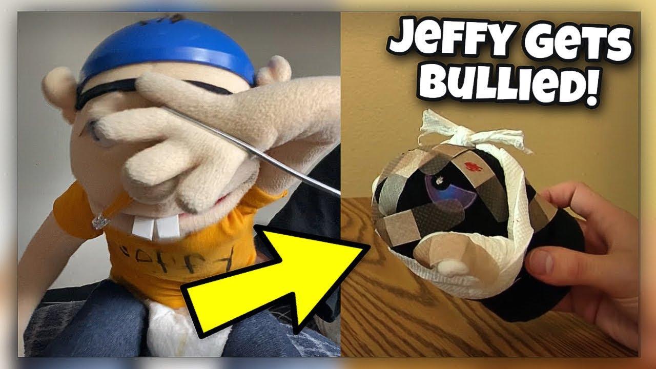 Download Jeffy Reacts: Jeffy Gets Bullied! (SML Movie)