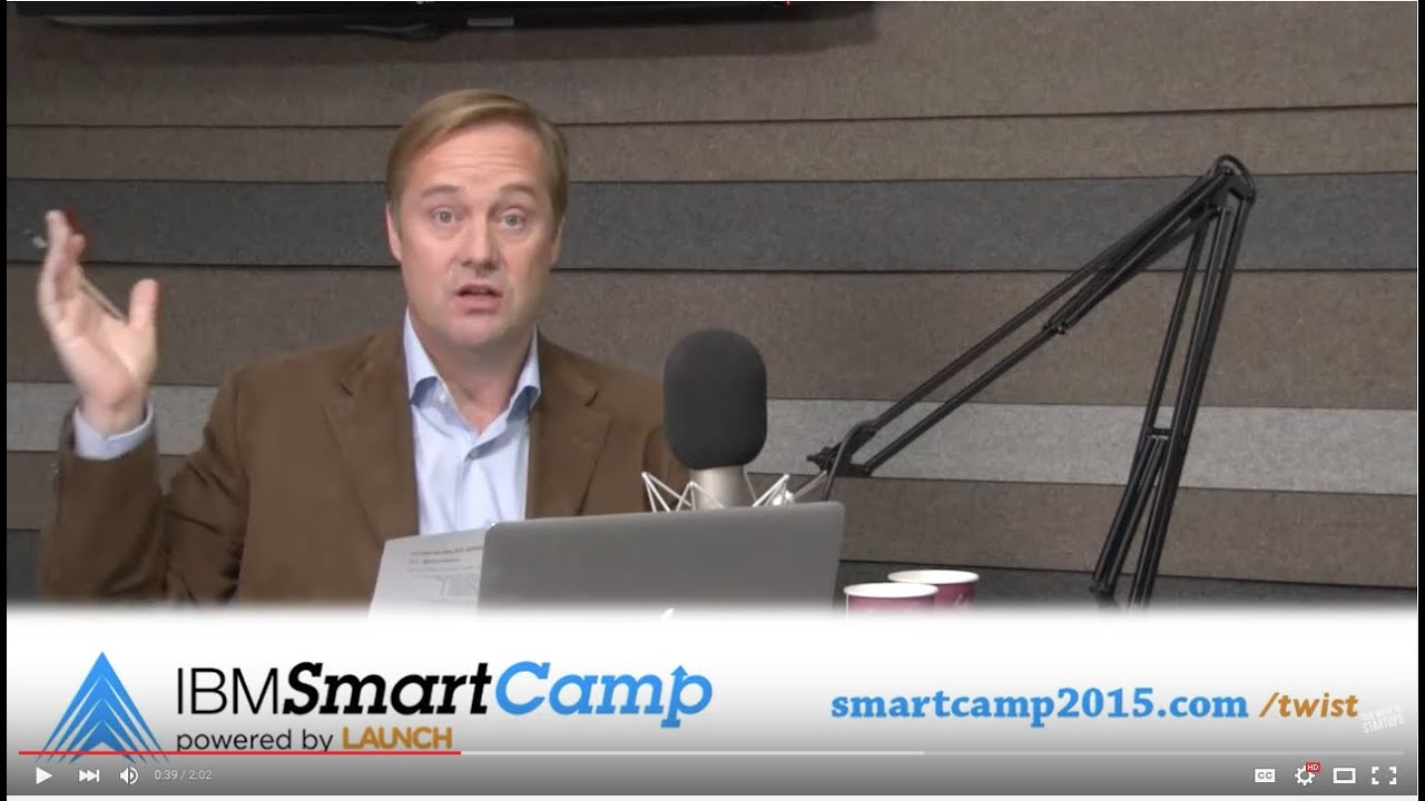 Download SMARTCAMP: LAUNCH & IBM are teaming up for global startup competition