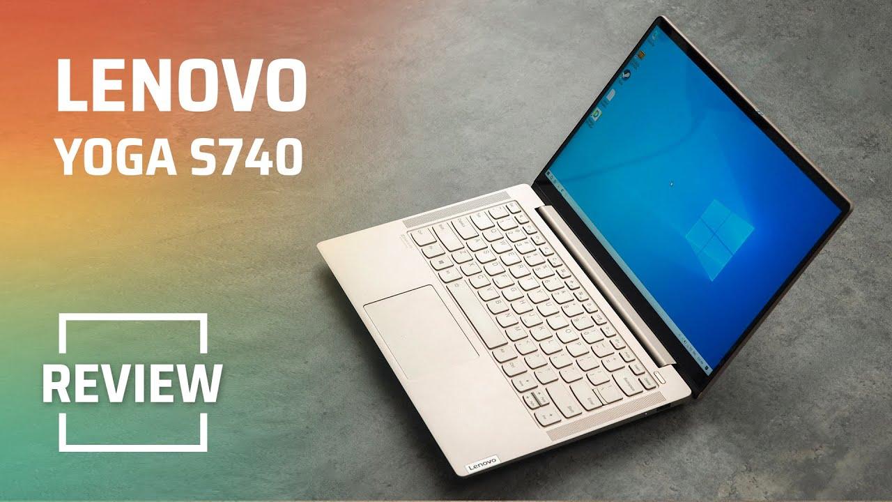 Đánh giá Lenovo Yoga S740