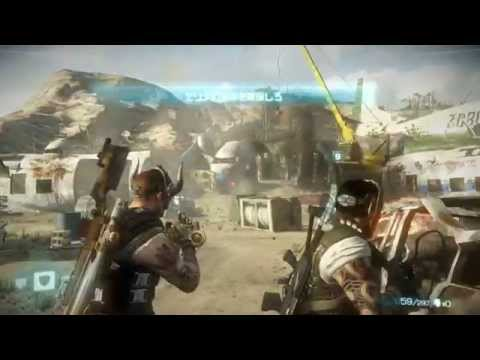 Army of TWO TDC #3 OUTSIDE CONTACT