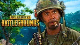Jungle Warfare (Playerunknown's Battlegrounds)