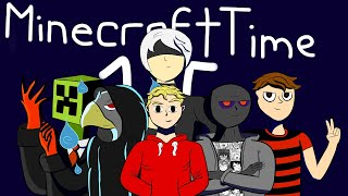 #MinecraftTime Capitulo 6 (Parte 1) | EVERYONE IS HERE