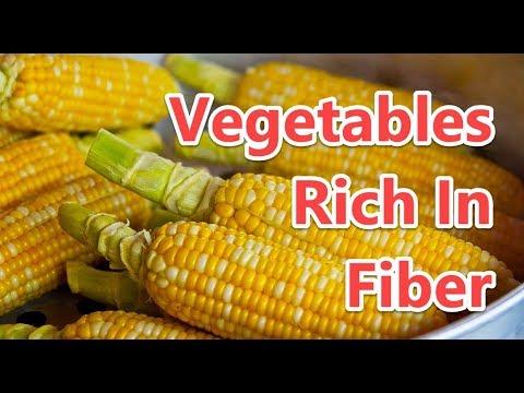 Top 10 Vegetables Rich In Fiber