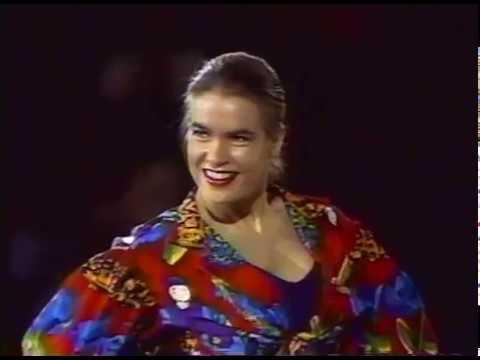 Katarina Witt - Kiss (1993)