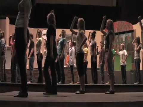 Skid Row - RLHS rehearsal footage