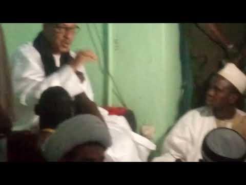 La Cominite chiites de kayes Cheick Mandiaye Barro avec Chérif Ali Haidara Apreche sur Fatima zahrra