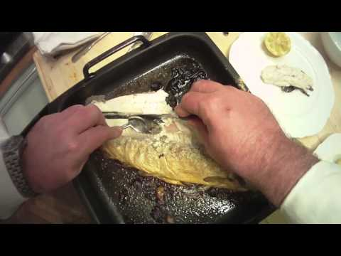 Forelle im Backofen nach Müllerin Art und Forelle gelingsicher filetieren
