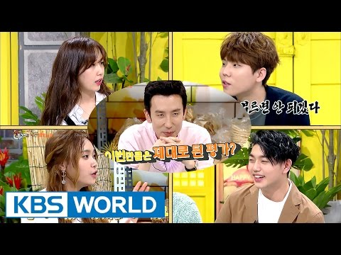 Antenna artists have had enough! They reveal the true side of boss Yu! [Happy Together/2017.05.11]