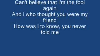 vuclip Westlife Fool Again Lyrics