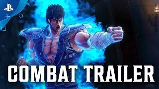 Fist of the North Star: Lost Paradise – Combat Trailer | PS4