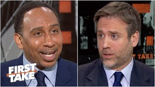 Stephen A. and Max lock in their picks for Super Bowl LV | First Take