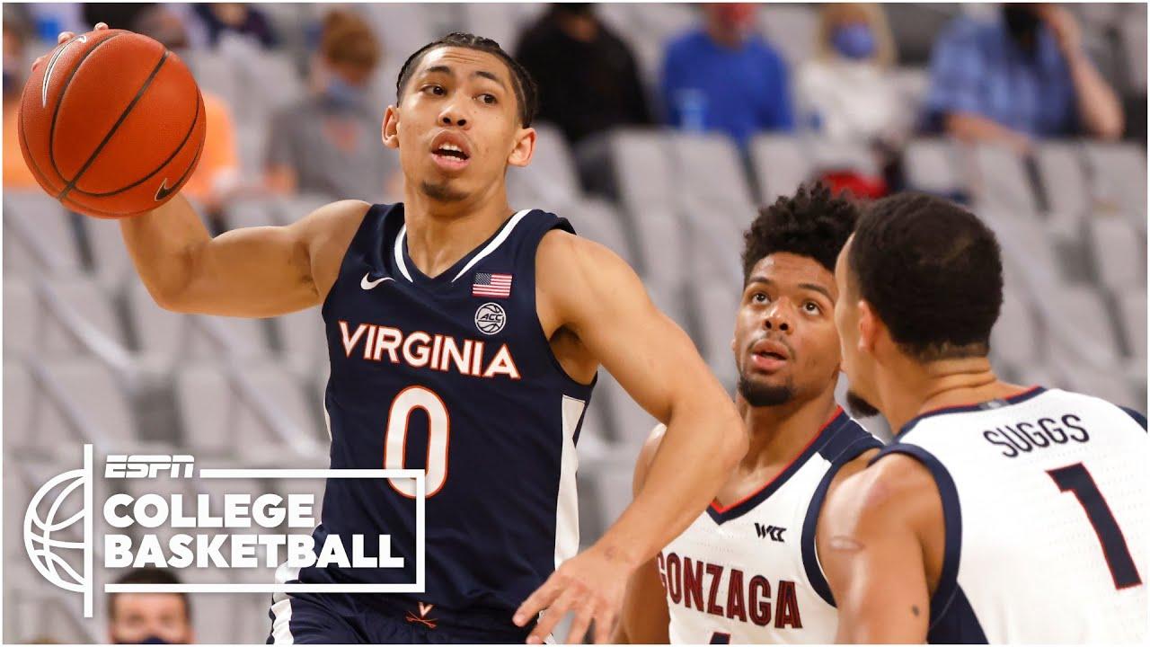 Virginia, Kansas the latest men's college basketball teams to be ...