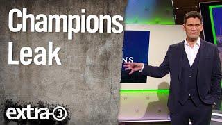 20-Jähriger verantwortlich für Champions-Leak