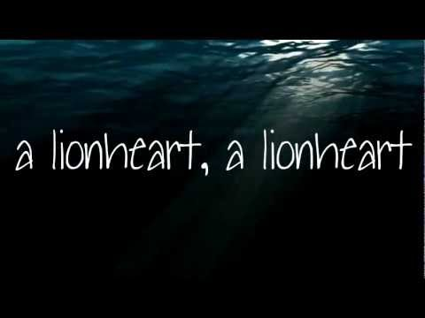 Of Monsters And Men  King And Lionheart with lyrics on screen