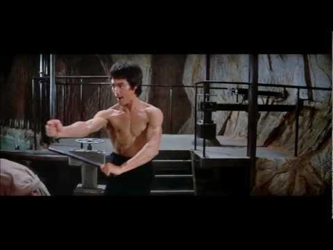 Bruce Lee. Enter The Dragon. Strict Machine.