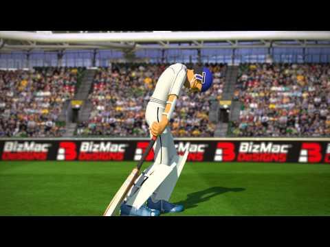 Electronic Signage Australia - Video Board Cricket Duck Animation