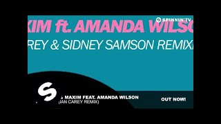 Chrizzo & Maxim Feat. Amanda Wilson - Runaway (Ian Carey Remix)