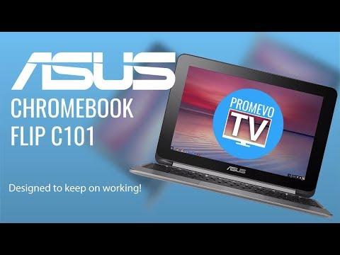 ASUS C101 Flip Chromebook Review