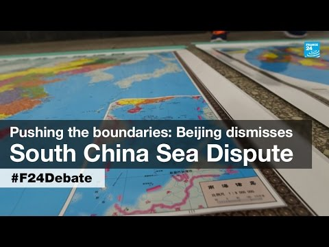 Pushing the boundaries: Beijing dismisses South China Sea Di