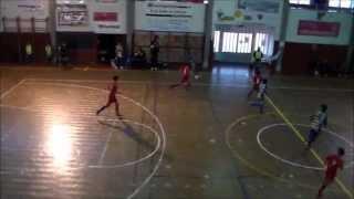 Iniciados (Campeonato AFC): CP Miranda do Corvo 0-2 CS São João