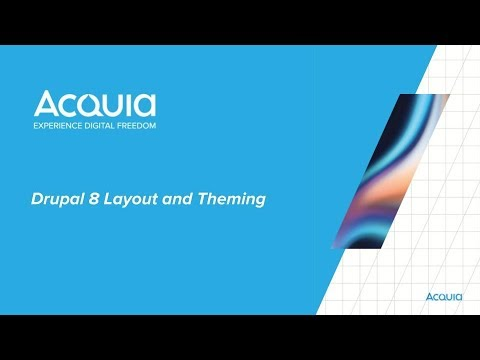 Drupal 8 Layout and Theming, Lesson 38: Banner Content Type
