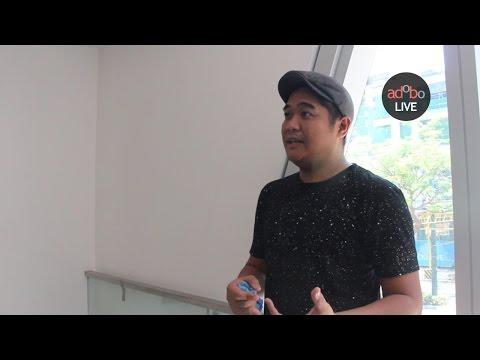 Jowee Alviar, Creative Director of Team Manila