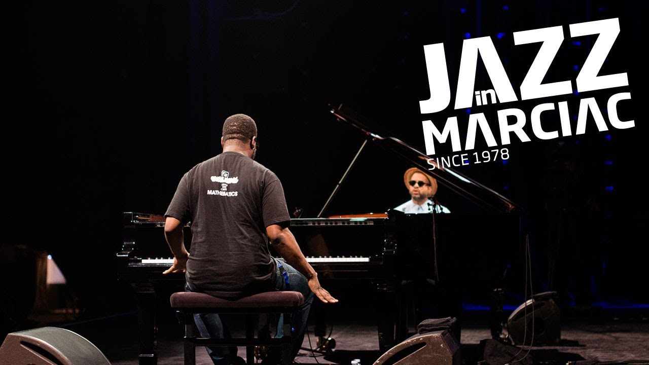 Jason Moran & Robert Glasper Duet @Jazz_In_Marciac | Vendredi 08 août 2015