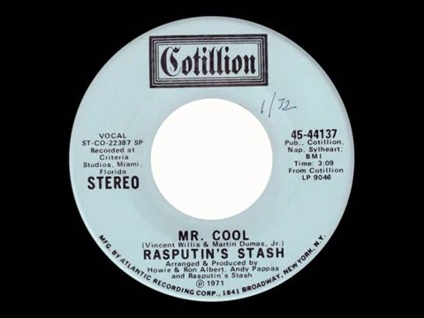 Rasputin's Stash - Mr. Cool - YouTube