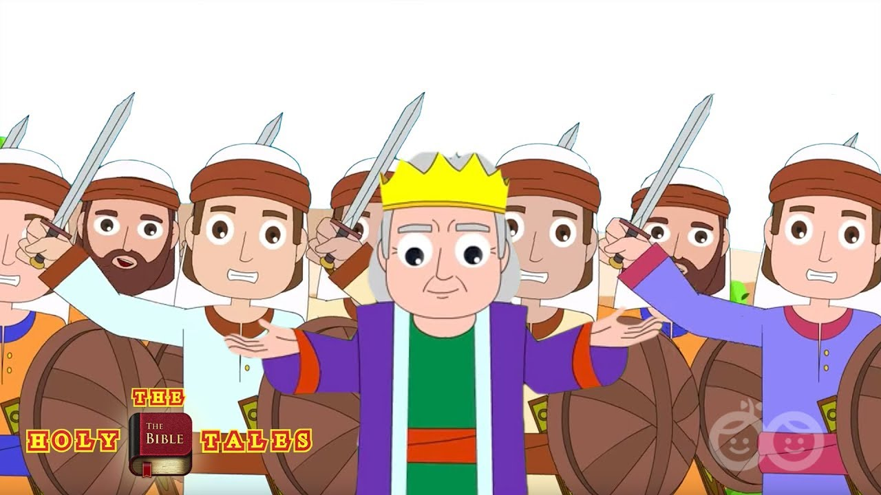 david and absolom i stories of solomon i animated children u0027s bible