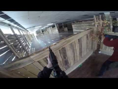 Capital Airsoft Indoor Field - Feb 1st 2015
