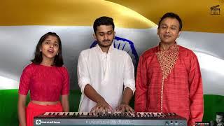 HAPPY INDEPENDENCE DAY | National Anthem | P UNNIKRISHNAN
