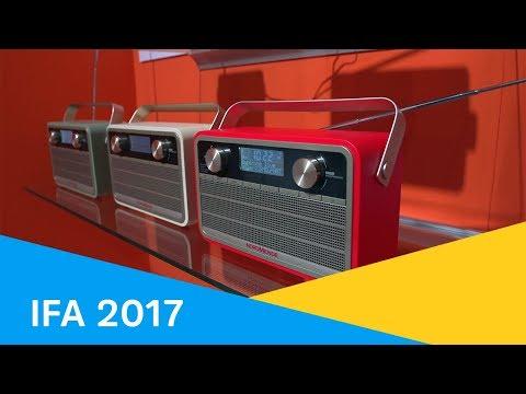 IFA 2017 | Nordmende - TechniSat bringt die Kult-Marke zurück auf den Markt. | TechniSat