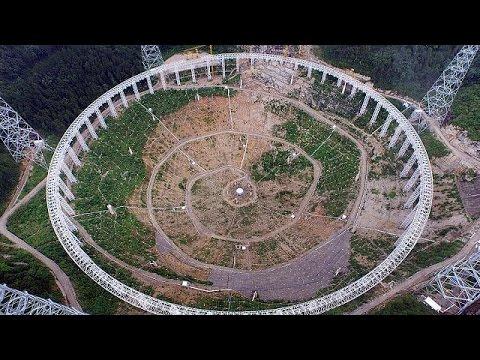 El telescopio más