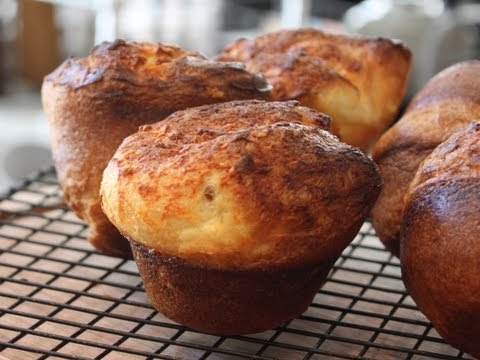 Popovers -  Food Wishes