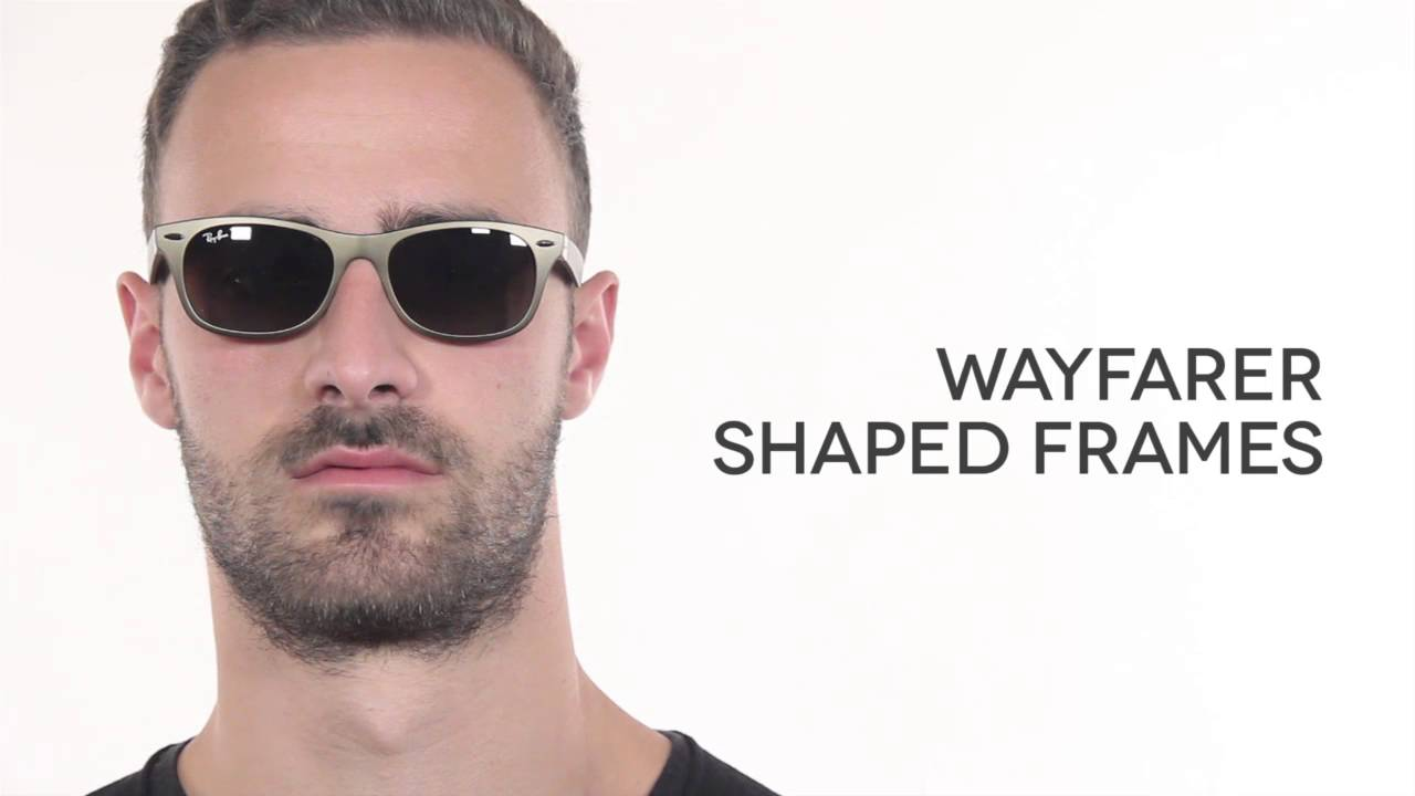 02b88a58e7f Ray Ban Tech RB4207 New Wayfarer Liteforce Polarized 6033T5 Sunglasses  Review