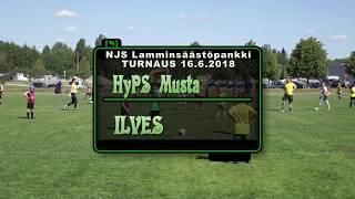 P09 ILVES - HyPS Musta