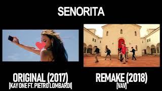 Kay One feat. Pietro Lombardi vs VAV - Senorita