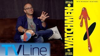 Damon Lindelof on Watchmen & Possible Lost Reboot    Comic-Con 2017   TVLine
